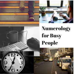 Numerology for Busy People
