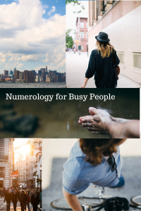 Numerology for Busy People (4)