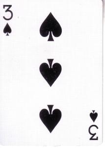 Three Spades