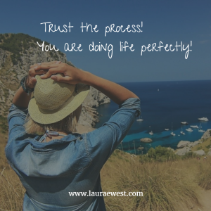 doing life perfectly!