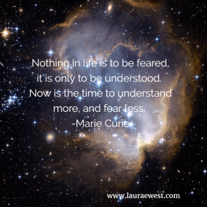 Understand more and fear less