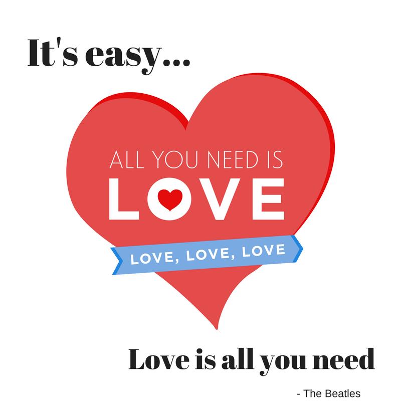 It's easy...