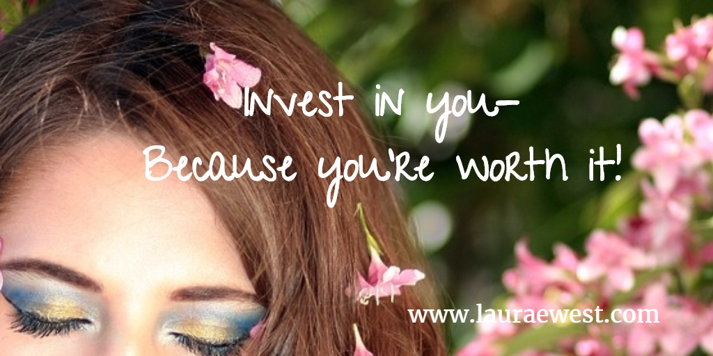 Invest in you! Laura E. West fortune-teller